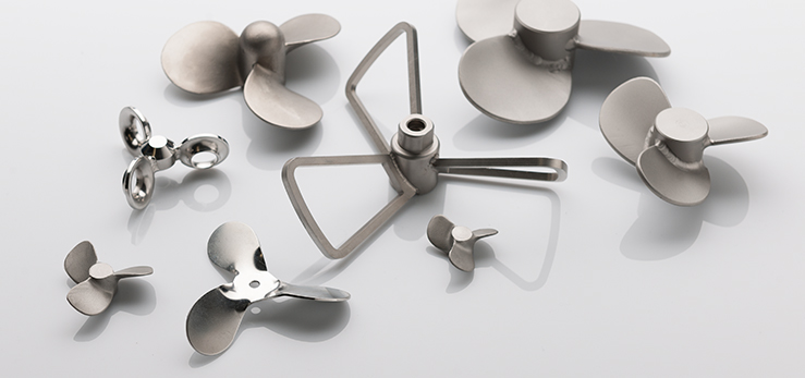 Accessories for DISPERMAT® Dispersers, Mixers, Stirrers, Basket Mills and Bead Mills