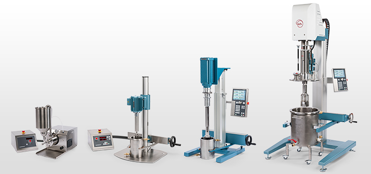DISPERMAT® High Shear Mixers